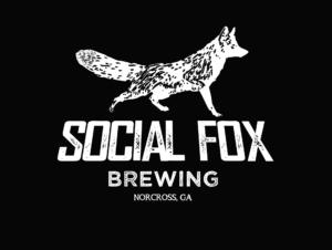 Social Fox Brewing | Norcross – Peachtree Corners – Berkeley Lake – GA Logo