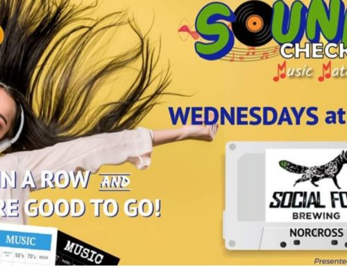 Every Wednesday Sound Check Music Match Up!