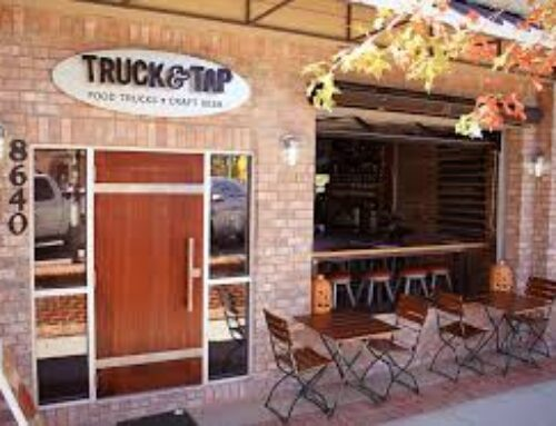 Truck and Tap Woodstock
