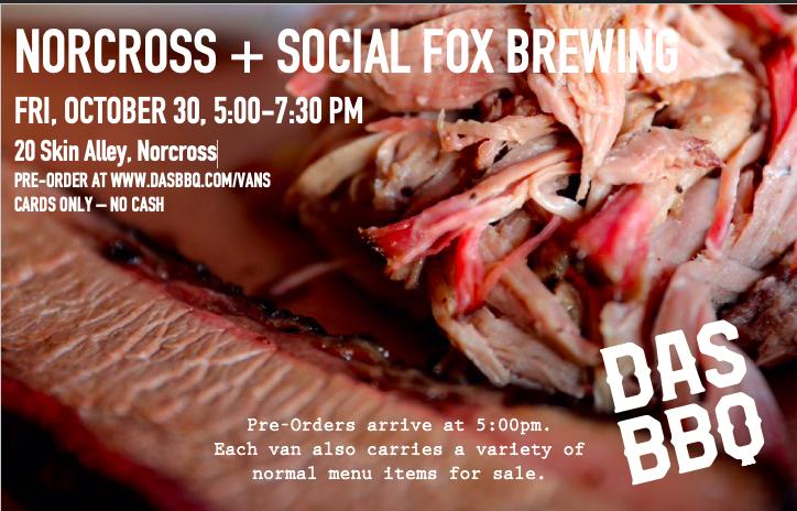 Das BBQ Social Fox