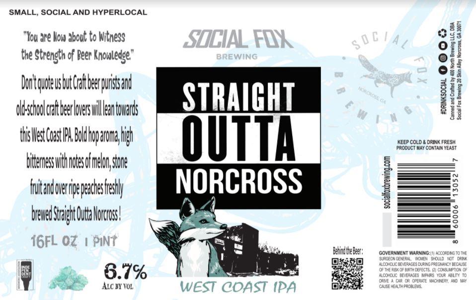 Straight Outta Norcross
