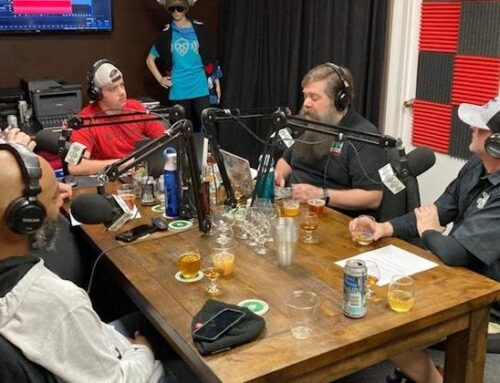 Social Fox on Beer Guys Radio